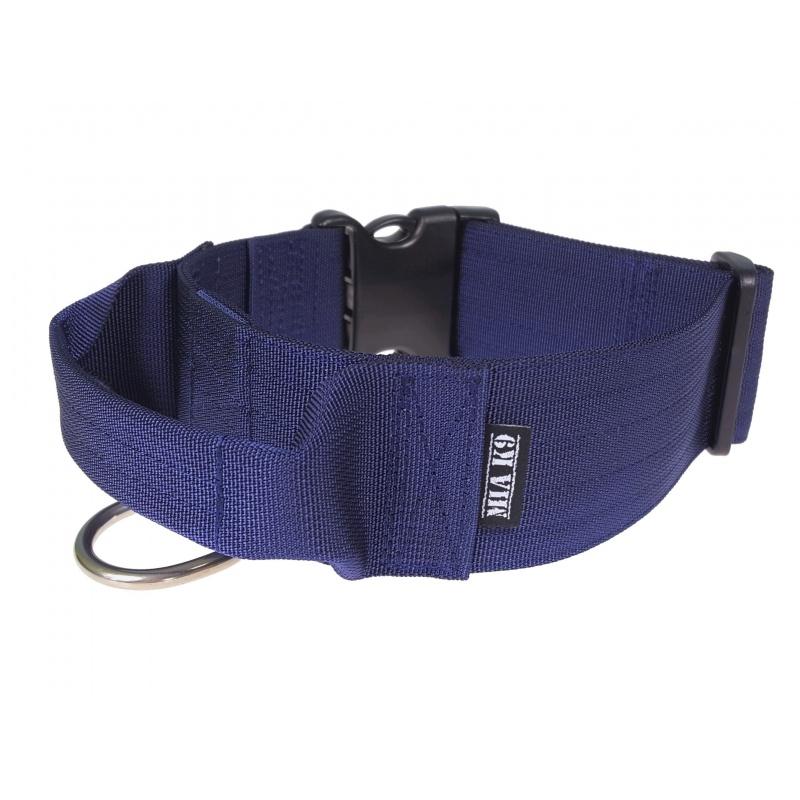 Navy Blue 50mm collar size L
