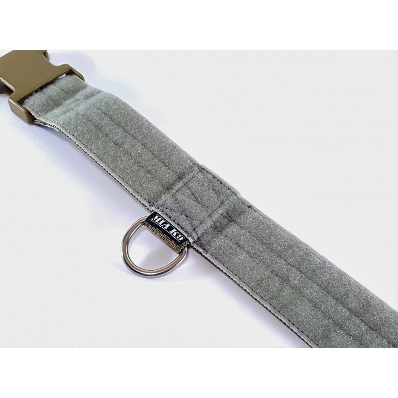 Grey 40mm ID collar size L