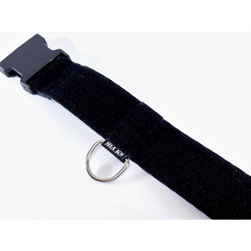 Black 50mm ID collar size XL