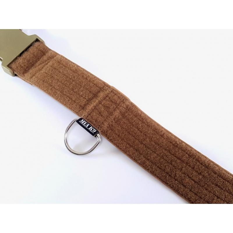 Brown 50mm ID collar size XL