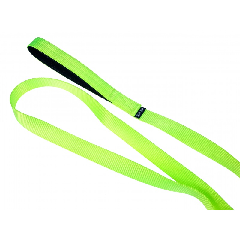NEON LIME 2mm thick leash