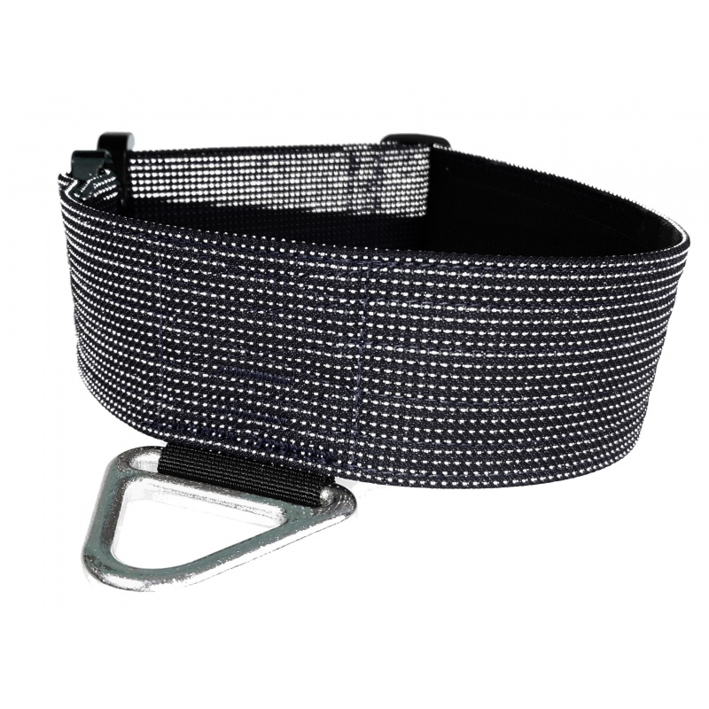 REFLECTIVE Tactical collar 50 mm / 2 inch wide