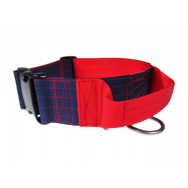 Tactical Collar, colour duo, 50 mm / 2 inch wide