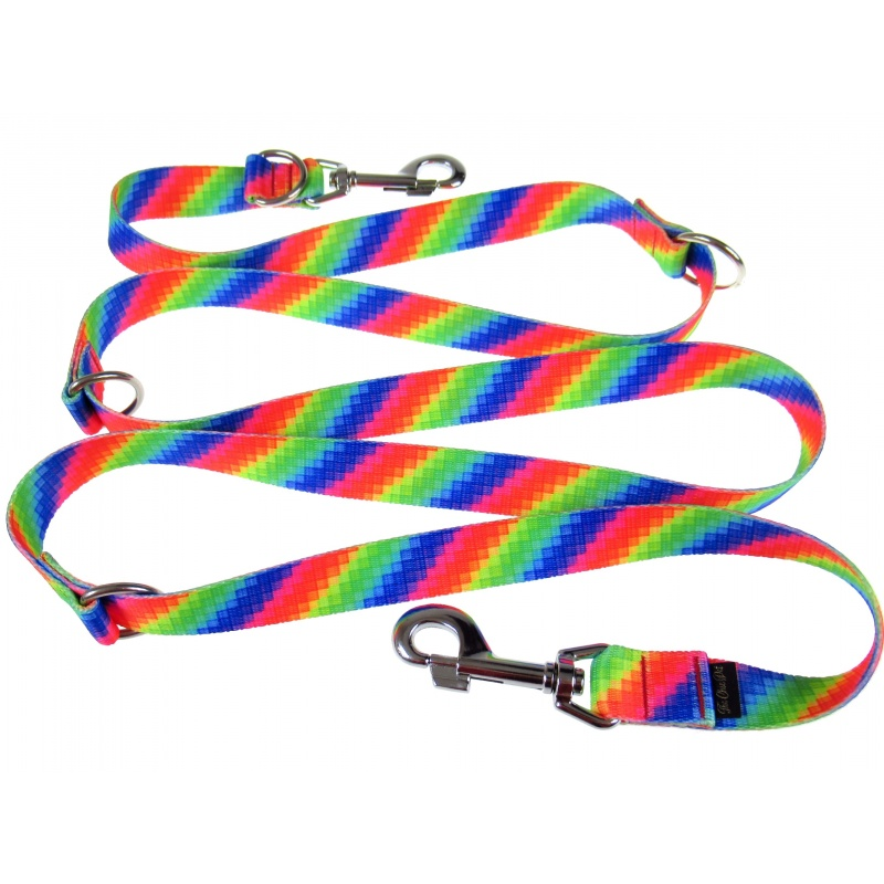 Adjusted leash 25mm wide The Chic Pet