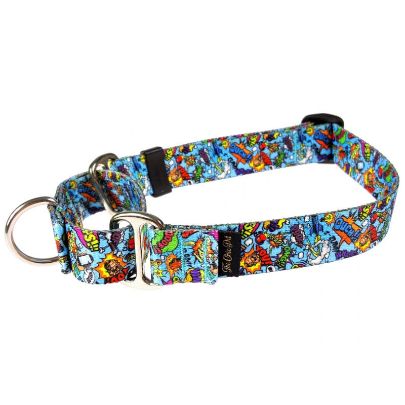 Martingale collar 25mm wide The Chic Pet