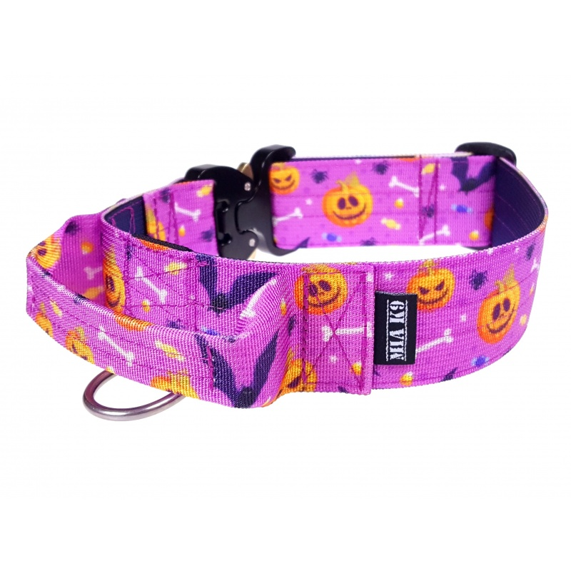 Halloween! Tactical Dog Collar 40mm/1.5inch wide