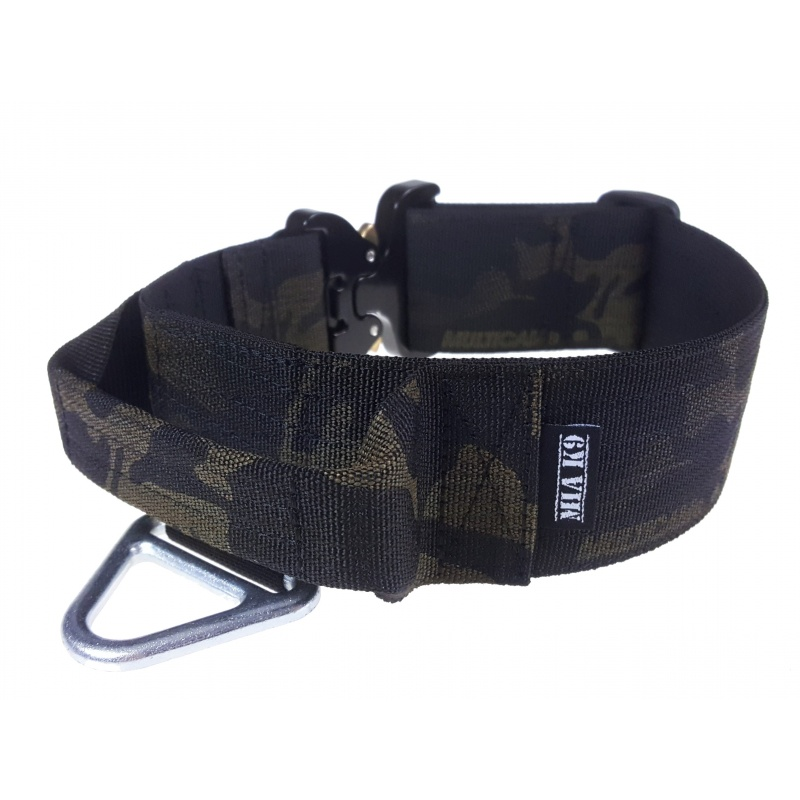 50mm/2inch, Camouflage mix, handle, Cobra buckle