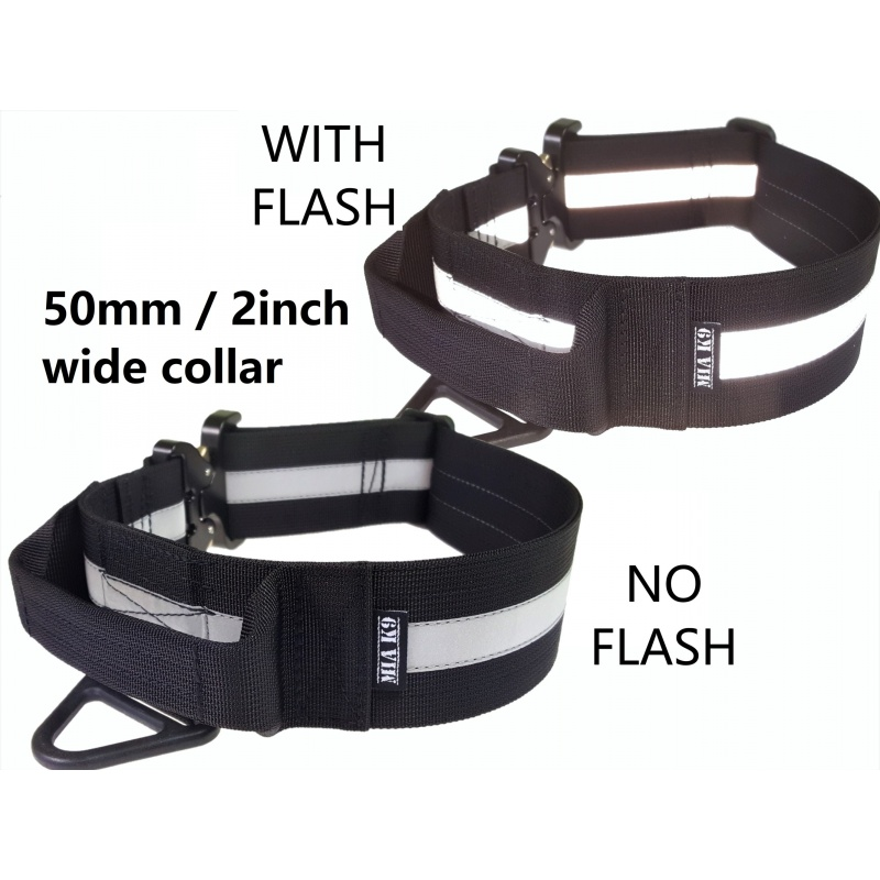 Add Reflective stripe to your collar