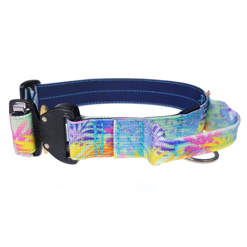 Tropical Vibes! Dog Collar 25mm/1inch wide