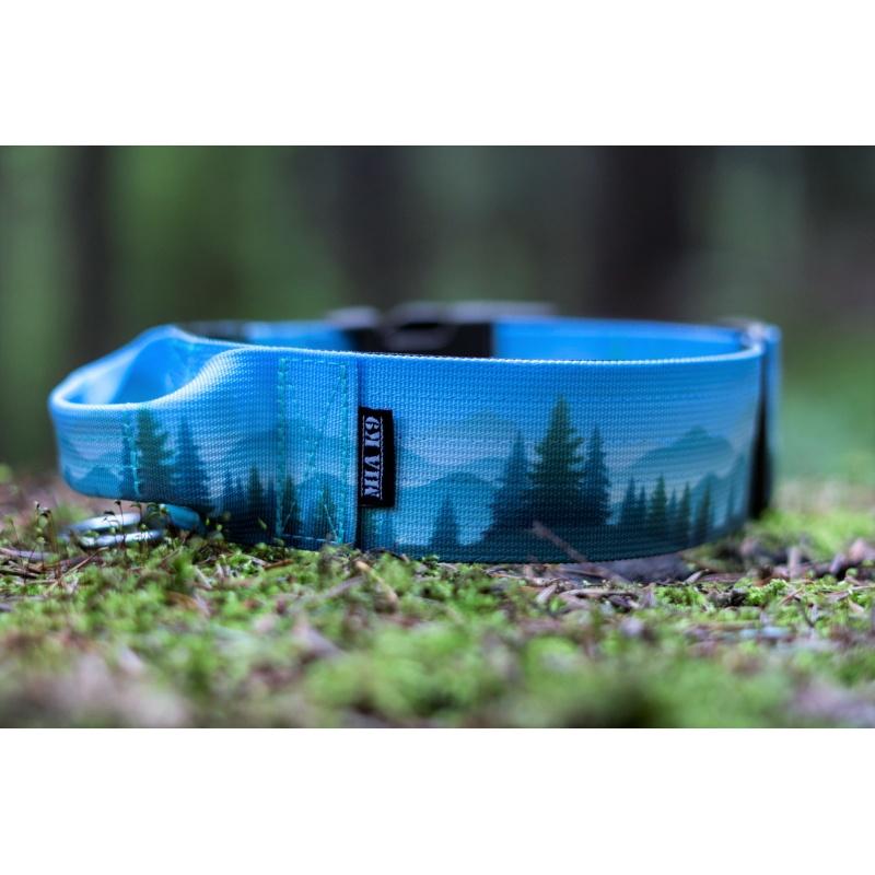 Mountain Fog Tactical Dog Collar 50mm