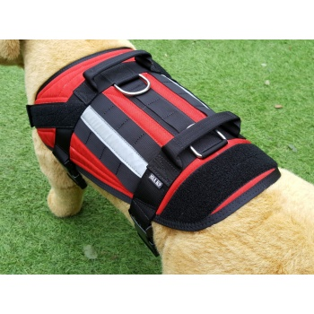 Tactical Cargo Dog Vest